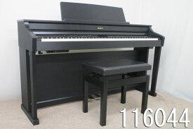 【116044】【送料無料】Roland 12年 電子ピアノ HP505-SB