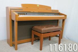 【116180】【送料無料】【中古】 ヤマハ 2007年 電子ピアノ CLP-280C クラビノーバ