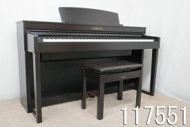 【117551】【送料無料】【中古】ヤマハ 2012年 電子ピアノ CLP-470R クラビノーバ