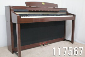 【117567】【中古】ヤマハ 2008年 電子ピアノ CLP-380PM クラビノーバ