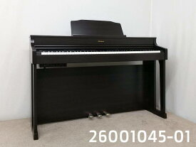 【26001045-01】【中古】【送料無料】【税込】Roland 16年 電子ピアノ HP603-CR