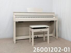 【26001202-01】【送料込】【中古】 ヤマハ 2015年 電子ピアノ CLP-535WA クラビノーバ