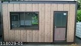 【118029-01】【中古】4.5mユニットハウス単棟