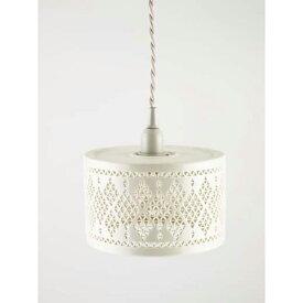 ランプシェード 照明器具 陶器シェード ダイヤレース  ax-te634