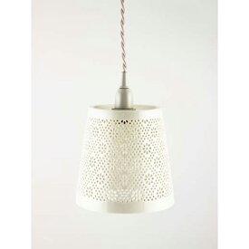 ランプシェード 照明器具 陶器シェード フラワーレース  ax-te635