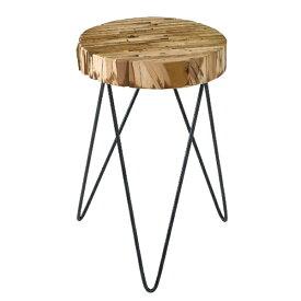 サイドテーブル FESTA HOME パーケットスタンド Lサイズ  sp-sffl1802