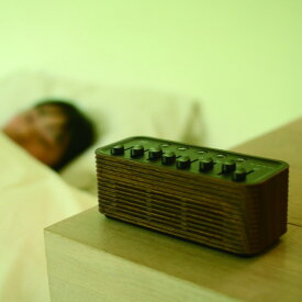 おやすみノイズスピーカー ウッディー  sp-ns2020wd