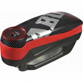 セール特価 バイク 防犯 ABUS アバス アブス アラームディスクロック Detecto 7000 RS 1 pixel red Detecto 7000 RS1 バイク用 盗難防止 セキュリティ バイクセキュリティ オートバイセキュリティ あす楽対応
