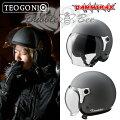 TEOGONIA&DAMMTRAX】バブルビーBUBBLEBEE【メンズレディースバイク用ヘルメット】