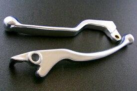 【国内メーカー】【ALBA[アルバ]】XR250[03-] クラッチレバー ブレーキレバー 左右セット カラー[シルバー] キャッシュレス5%還元