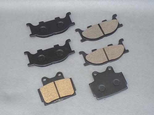 【セール特価】ブレーキ【XJR400】【XJR400S】93-96 ハイパーブレーキパッド【セミメタルパッド ブレーキパット】前後セット aiNET製