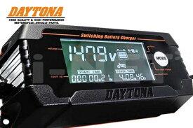 送料無料 19%オフ DAYTONA デイトナ ディスプレイ バッテリーチャージャー 充電器 91875 高性能 バッテリー充電器【楽天スーパーセール 開催】