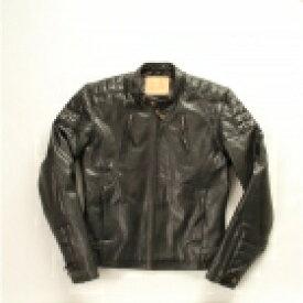 【DEGNER[デグナー]】レザージャケット 10WJ-1A ブラック/LWサイズ