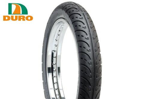 【特価品】 ダンロップOEM DURO デューロ :チューブレスタイヤ 80/90-21 HF296A フロント/リア兼用