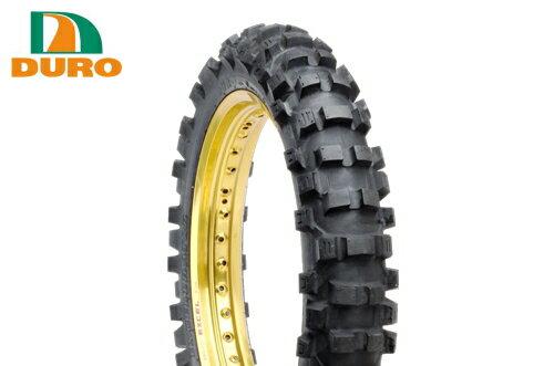 【特価品】ダンロップOEM DURO デューロ :チューブタイヤ 110/100-18 HF906 リア用