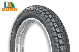 【特価品】ダンロップOEM フロントタイヤ 4.00-18 400-18 DURO デューロ HF308 チューブタイヤ