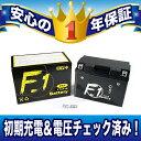 【1年保証付き】 F1 バッテリー 【DN-01/EBL-RC55用】バッテリー【YTZ14S】【TTZ14S】互換 MFバッテリー 【FTZ14S】