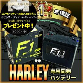 【1年保証付き】 F1 バッテリー 【FXDL ダイナローライダー/00〜06用】バッテリー[65989-90B] 互換 ハーレー用 MFバッテリー 【HVT-1】【楽天スーパーセール 開催】