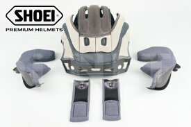 受注生産4ヶ月〜5ヶ月納期【SHOEI ショウエイ】 J-STREAM ジェイ-ストリーム J-FORCE3 ジェイフォース3 内装セット ヘルメット用オプション キャッシュレス5%還元
