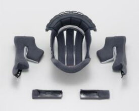 【SHOEI[ショウエイ]】 X-TWELVE エックス-トゥエルブ X-12 内装セット XS / S / M / L / XL / XXL ヘルメット用オプション