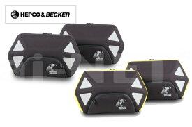 セール特価 送料無料 ROYSTER/ロイスター イエロー/ブラック バイク用 サイドバッグ 640620-0007 640620-0001 C-BOW専用バッグ HEPCO&BECKER ヘプコ&ベッカー テールサイドバッグ リアサイドバッグ キャッシュレス5%還元
