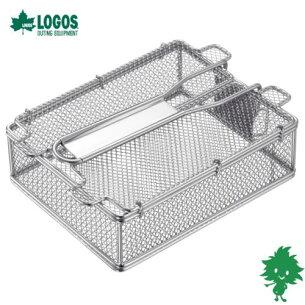 LOGOS/ロゴス炭火もも焼き器ポップコーン調理器【81062150】バーベキュー【調理器具焼き鳥】