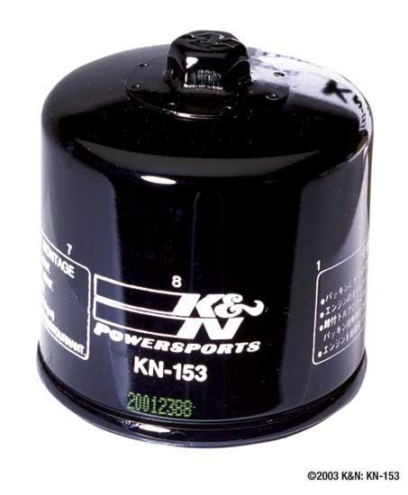 【セール特価】【K&N [ケイアンドエヌ] 】製 オイルフィルター オイルエレメント [KN-153] 【DUCATI [ドゥカティ] モンスター750 モンスター800 モンスター900 モンスターS2R モンスターS4】KN153【あす楽】