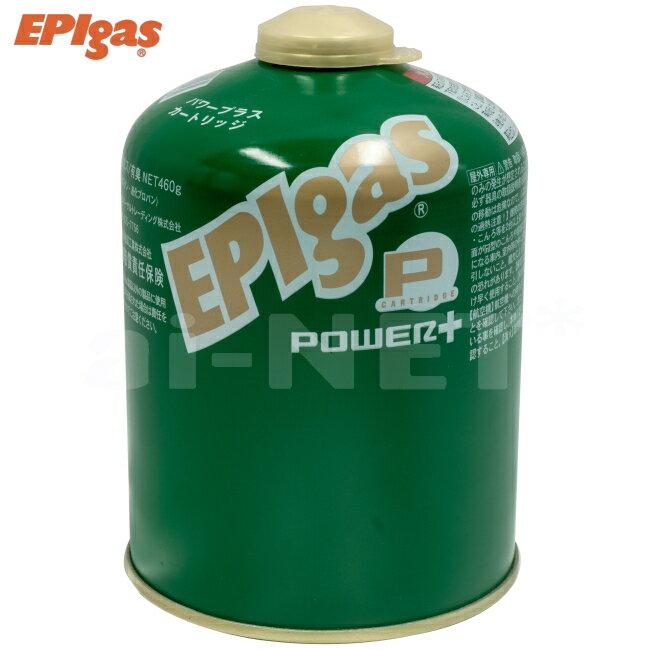 EPIgas[EPIガス] 500パワープラスカートリッジ 【一般〜上級登山用】【G-7010】大容量 ガスカートリッジ【あす楽】