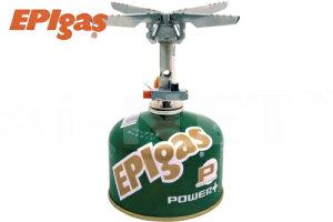 2月下旬入荷 日本製 EPIgas REVO-3700ストーブ 直結型 S-1028 ガスバーナー キャンプ アウトドア 夜釣り ツーリングキャンプ トレッキング フィッシング 登山 クッカー 高品質ストーブ ガスカート