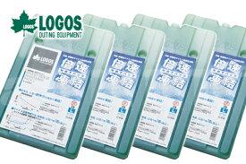 【お買い得4個セット】LOGOS/ロゴス 倍速凍結・氷点下パックL 【81660641】 保冷剤 冷凍保存 長時間【あす楽】
