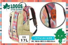【送料無料】LOGOS/ロゴス CADVEL-Design17 (AE・check)チェック柄【88250145】リュックサック【ハイキング 遠足 デイキャンプ】【女性用 女の子用 子供用 キッズ用】【あす楽】