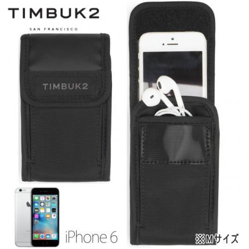 【セール特価】TIMBUK2/ティンバック2 3 Way Accessory Case スリーウェイ スマートフォンホルダー Mサイズ ブラック【80542001】スマホケース【アイフォンホルダー アイフォンケース iphone6】