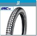 【セール特価】IRC[井上ゴム] 3R [2.75-17] 4PR WT フロント/リア [301482] バイク タイヤ【あす楽】