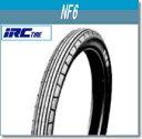 【セール特価】IRC[井上ゴム] NF6 [2.50-17] 4PR WT フロント [329107] バイク タイヤ