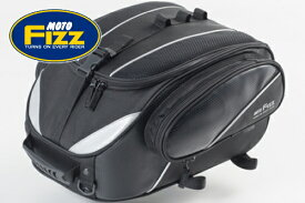 【セール特価】バッグ バイク用 シートバッグ シートザック ブラック MFK-200 rearbag リュック送料無料【TANAX タナックス】2WAY A4【あす楽】