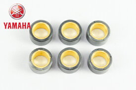 【セール特価】YAMAHA[ヤマハ] 純正品 シグナスX シグナスX125【台湾仕様】ウエイトローラー6個セット SE44J(03-15) ウェイトローラー【あす楽】