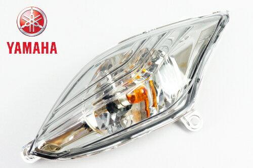 【セール特価】YAMAHA[ヤマハ] 純正品 シグナスX シグナスX125 フロントフラッシャライトアセンブリ1(左ウインカー) SE44J(13-15) フロントウインカー【あす楽】