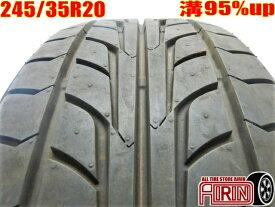 245/35R20 FIRESTONE FIREHAWK WIDEOVAL 1本 単品ボルボS60 ポルシェ メルセデスベンツCLSクラス Eクラス アテンザ レクサスGSなどに中古タイヤ中古 夏タイヤ サマータイヤタイヤホイールセット でお買い得