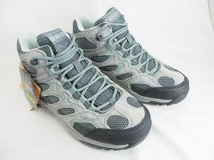 ユニセックス レディスサイズ 在庫処分特価 /『HI-TEC』は英国でNO.1のアウトドアブランドです ■ハイテック HI-TEC/WILD-FIRE MID IWP WOMEN'S グレイEP 男女兼用 登山靴 ハイキング 防水 2E あら