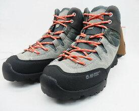 ユニセックス NEWモデル/『HI-TEC』は英国でNO.1のアウトドアブランドです ■ハイテック HI-TEC/HKU10 グレー/ 男女兼用 登山靴 ハイキング 防水 2E あらゆる場面に対応。