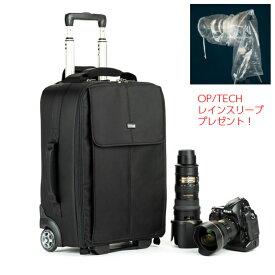 特典あり!シンクタンクフォト カメラバッグ ローリングケース エアポートアドバンテージ XT ブラック
