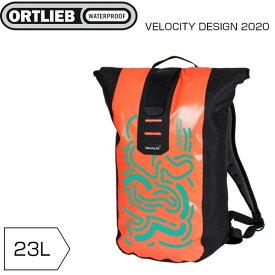 【スーパーセール特価!!】ORTLIEB オルトリーブ ヴェロシティデザイン バックパック メイズ 23L R4061