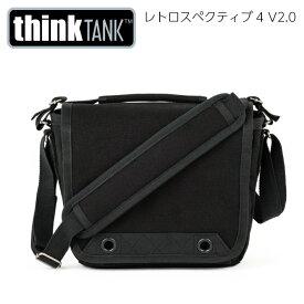 thinkTANKphoto シンクタンクフォト レトロスペクティブ4 V2.0 ブラック