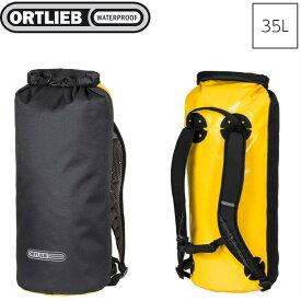 ORTLIEB オルトリーブ エクスプローラー サンイエロー/ブラック 35L R17203