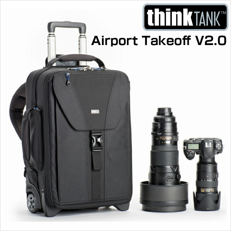 thinkTANKphoto シンクタンクフォト カメラバッグ ケース エアポートテイクオフ V2.0