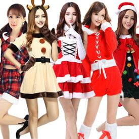 35994b4a815 【送料無料】 クリスマスコスチューム 2検索用→ クリスマス コスプレ サンタ コスプレ レディース サンタ