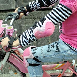 キッズ用 大人用 プロテクター6点セット 検索用→ ニーパット プロテクター エルボーパッド キッズ用 男の子用 女の子用 自転車 スケボー 一輪車 スケート