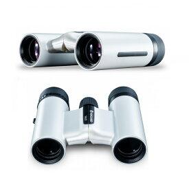 双眼鏡 VANGUARD バンガード軽量コンパクトモデル (8倍×21mm)Multiguard製のマルチコートレンズ採用カラー選択/ホワイトパール、ローズピンク、ブラックパール、シャンパンゴールド