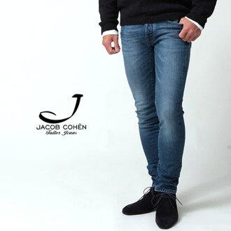 Jacob Cohen JACOB COHEN / vintage wash & little damage jeans / denim BUDDY COMFORT PREMIUM EDITION and Premium Edition 226-83124-74 P08Apr16