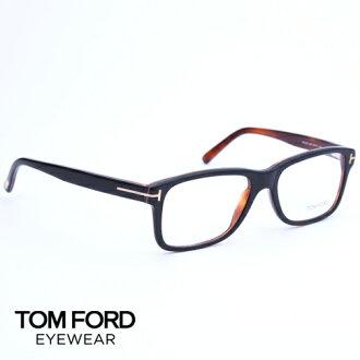 톰 포드/Tom Ford 안경 TF5163 (FT5163) 005 (블랙 아바나) P08Apr16